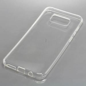 Silikon Crystal Case Schutzhülle für Samsung Galaxy S8 Plus voll transparent