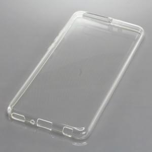 Silikon Crystal Case Schutzhülle für Huawei P10 Plus voll transparent