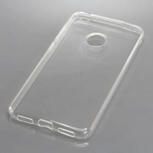 Silikon Crystal Case Ultra Transparente Schutzhülle für Huawei P8 Lite 2017