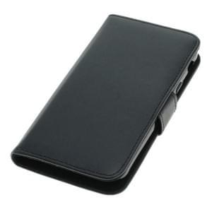 Handytasche Ledertasche PU Leder für Samsung Galaxy XCover 4 Bookstyle schwarz