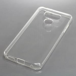 Silikon Crystal Case Schutzhülle für LG G6 voll transparent