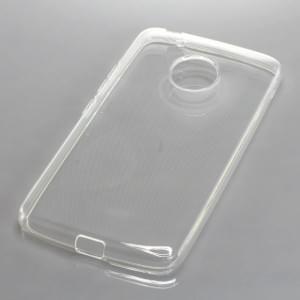Silikon Crystal Case Schutzhülle für Lenovo / Motorola Moto G5 voll transparent