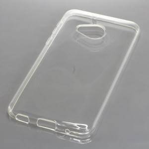 Silikon Crystal Case Schutzhülle für HTC U Play voll transparent
