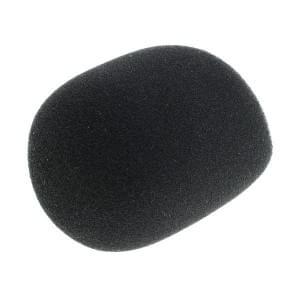 Mikrofon-Windschutz aus Schaumstoff für Mikrofone mit 1,4 Zoll Durchmesser - 5 Stück