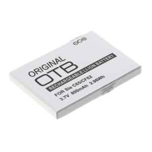 Ersatzakku für Siemens C65 / CF62 / AX75 / CF75 / CFX65 Li-Ion