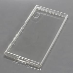 Silikon Crystal Case Ultra Transparente Schutzhülle für Sony Xperia XZs