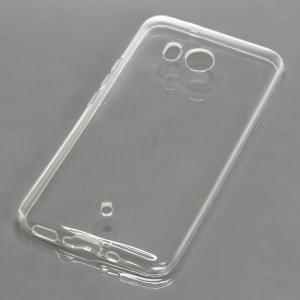 Silikon Crystal Case Ultra Transparente Schutzhülle für HTC U11