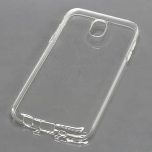 Silikon Crystal Case Ultra Transparente Schutzhülle für Samsung Galaxy J5 (2017) SM-J530