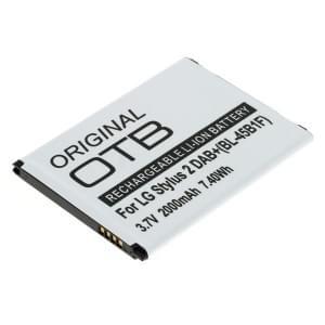 Ersatzakku für LG Stylus 2 DAB+ BL-45B1F Li-Ion
