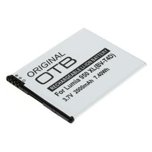 Ersatzakku für Microsoft Lumia 950 XL ( BV-T4D ) Li-Ion