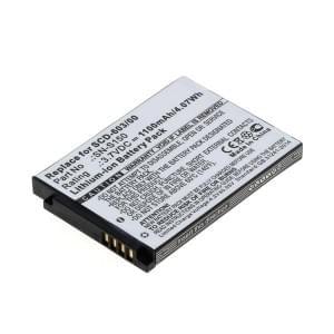 Ersatzakku für Philips Avent SCD603 SN-S150 Li-Ion