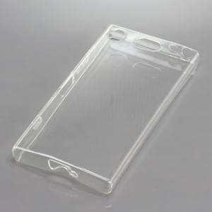 Silikon Crystal Case Ultra Transparente Schutzhülle für Sony Xperia XZ1 Compact voll transparent