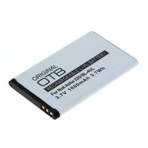 Akku, Ersatzakku BL-4UL für Nokia Asha 225 / Lumia 225 1000mAh Li-Ion