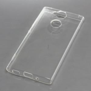 TPU Silikon Case / Schutzhülle für Sony Xperia XA2 voll transparent