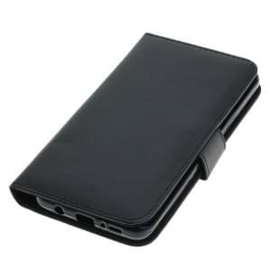 Handytasche für Samsung Galaxy S9 Plus Bookstyle schwarz