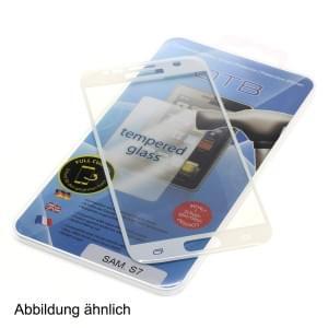 Panzerglas / Tempered Glass Full Cover 3D für Apple iPhone 8 Plus schwarz