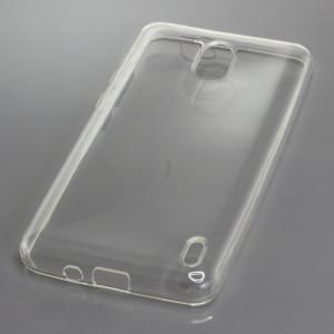 TPU Silikon Case / Schutzhülle für Nokia 2 (2018) voll transparent