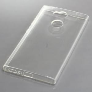 TPU Silikon Case / Schutzhülle für Sony Xperia L2 voll transparent