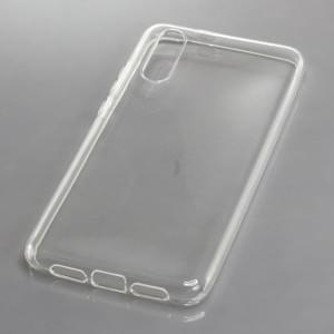 TPU Silikon Case / Schutzhülle für Huawei P20 voll transparent
