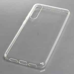 TPU Silikon Case / Schutzhülle für Huawei P20 Pro voll transparent