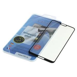 Panzerglas / Tempered Glass Full Cover 3D für Huawei P20 Lite