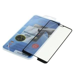 Panzerglas / Tempered Glass Full Cover 3D für Huawei P20 Pro