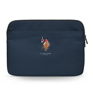 "US Polo Sleeve / Hülle / Tasche Tablet / Notebook 13"" Blau USCS13PUGFLNV"
