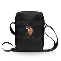 "US Polo Tablet Tasche 8"" Universal Schwarz USTB8PUGFLBK"