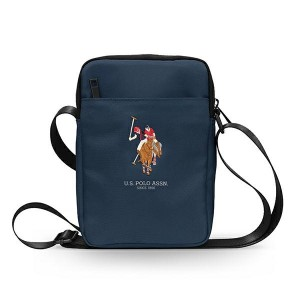 "US Polo Tablet Tasche 8"" Universal Blau / Navi USTB8PUGFLNV"