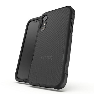 Gear4 iPhone Xr D30 Platoon Case / Hülle / Cover schwarz