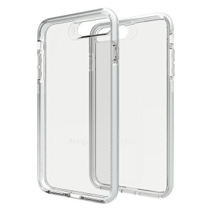 Gear4 iPhone 8 Plus / 7 Plus D3O Piccadilly Case / Hülle / Cover silber