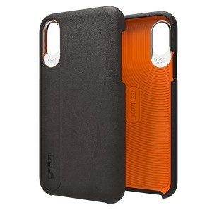 Gear4 iPhone X / Xs Knightsbridge Case / Hülle / Cover schwarz