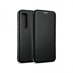 Beline Handytasche Samsung S21 Book Magnetic schwarz