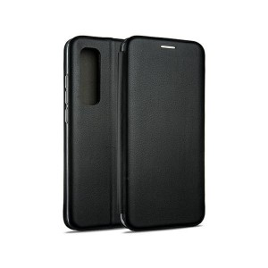 Beline Handytasche Samsung S21+ Plus Book Magnetic schwarz