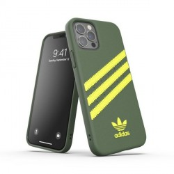 Adidas iPhone 12 / 12 Pro 6,1 OR Moulded PU green