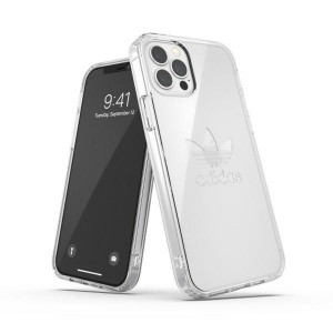Adidas iPhone 12 / 12 Pro OR Protective Clear Case / Cover / Hülle transparent