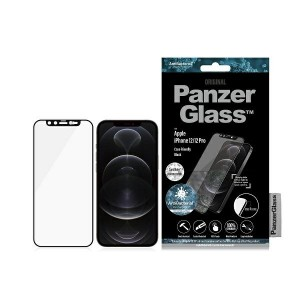 PanzerGlass iPhone 12 / 12 Pro Panzer Displayschutz Microfracture