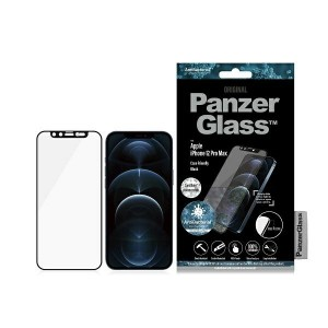 PanzerGlass iPhone 12 Pro Max Panzer Displayschutz AntiBacterial