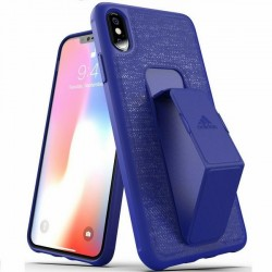 Adidas iPhone Xs Max SP Grip Case / Cover / Hülle violet