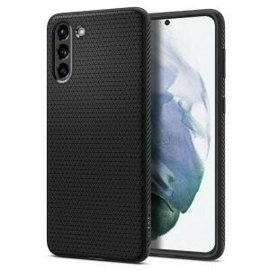 Spigen Samsung S21 Liquid Air Schwarz Case Cover Hülle