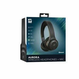 IFrogz Audio Aurora Kabelloser Bluetooth Kopfhörer Schwarz
