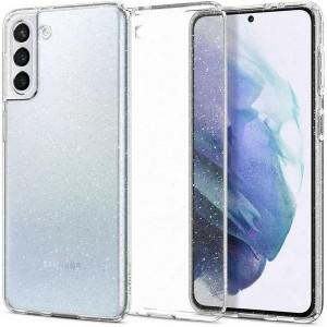 Spigen Samsung S21 Crystal Glitter Case Cover Hülle