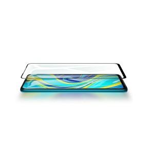 Displayschutzglas Samsung A12 5D 9H kristallklar