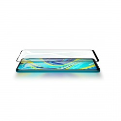 Displayschutzglas Samsung S20 FE 5D 9H kristallklar