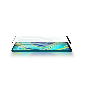 Displayschutzglas Samsung S21+ Plus 5D 9H kristallklar