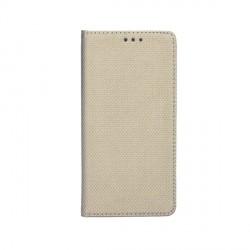 Smart Magnet Samsung A52 Handytasche Gold + Visitenkartenfach