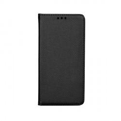 Smart Magnet Samsung A72 Handytasche Schwarz + Visitenkartenfach