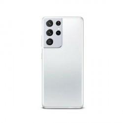 Puro Samsung S21 Ultra Hülle Nude 0.3 Transparent