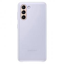 Original Samsung EF-KG991CV S21 G991 violet LED Cover