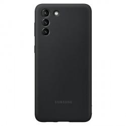 Original Samsung EF-PG991TB S21 G991 schwarz Silicone Cover
